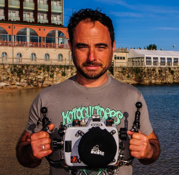 Juan Cuetos, nuevo jurado para el 3er Open Fotosub Online Isla de El Hierro